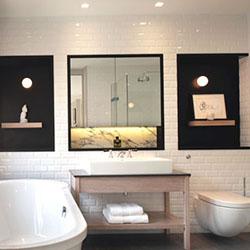 Практични решения за малка баня