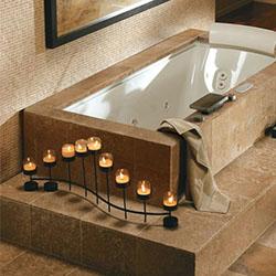 Спа-баня у дома