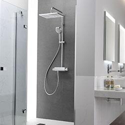 Готови ли сте за душ-колона?