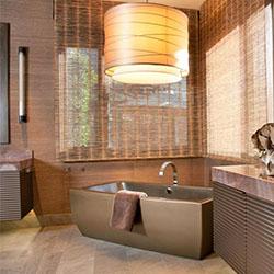 Банята и въздействието на осветлението върху общата концепция на интериора