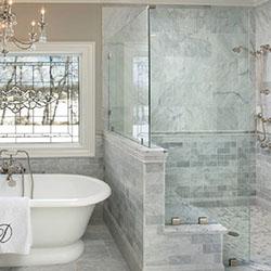 Креативни идеи за луксозен дизайн и здравословна баня