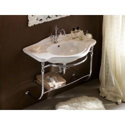 Очарователен фаянс за италианска естетика в банята от Gaia Mobili (Италия)
