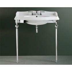 Изумителен фаянс за италианска естетика в банята от Gaia Mobili (Италия)