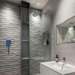 Великолепни плочки за баня от Aparici (Испания)