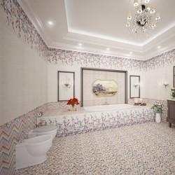 Креативни плочки за баня от Mapisa (Испания)