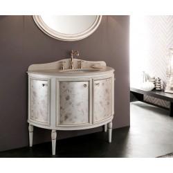 Конвенционални италиански мебели за баня от Gaia Mobili (Италия)