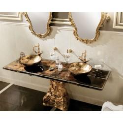 Италиански мебели за баня във венециански стил от Gaia Mobili (Италия)