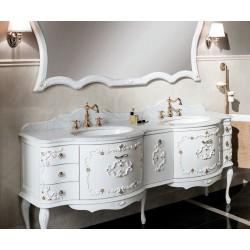 Уникални италиански мебели за баня от Gaia Mobili (Италия)
