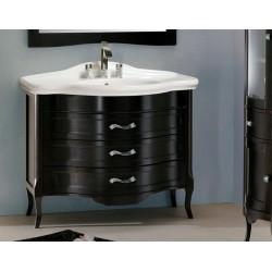 Изтънчени италиански мебели за баня от Gaia Mobili (Италия)