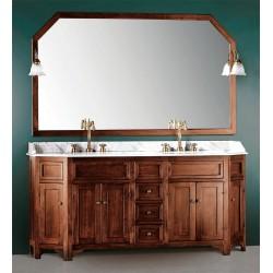 Изящни италиански мебели за баня от Gaia Mobili (Италия)