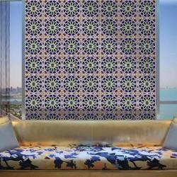 Плочки за баня в ориенталски стил от Cas Ceramica (Испания)
