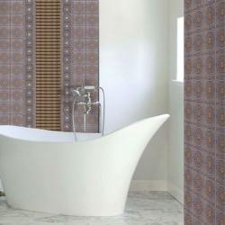 Прецизно изработени плочки за баня от Cas Ceramica (Испания)
