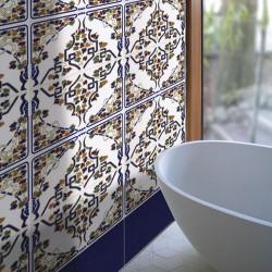 Изящни плочки за баня от Cаs Cerаmica (Испания)