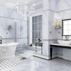 Комфортни испански плочки за баня