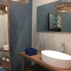 Енергични плочки за баня от Ragno (Италия)
