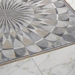 Гранитогрес с геометричен дизайн от Aparici (Испания)