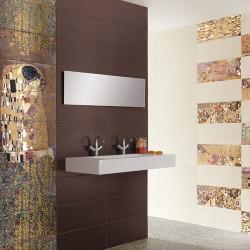 Стилизирани плочки за баня от Ceramica Latina (Испания)