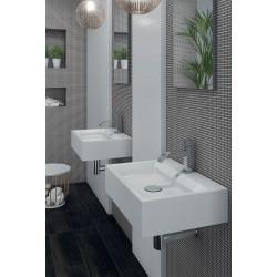 Стилни испански плочки за баня от Vives (Испания)