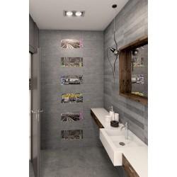 Стенни плочки интерпретиращи цимент баня от Vives (Испания)