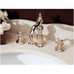 Страхотни италиански смесители за баня от Gaia Mobili (Италия)