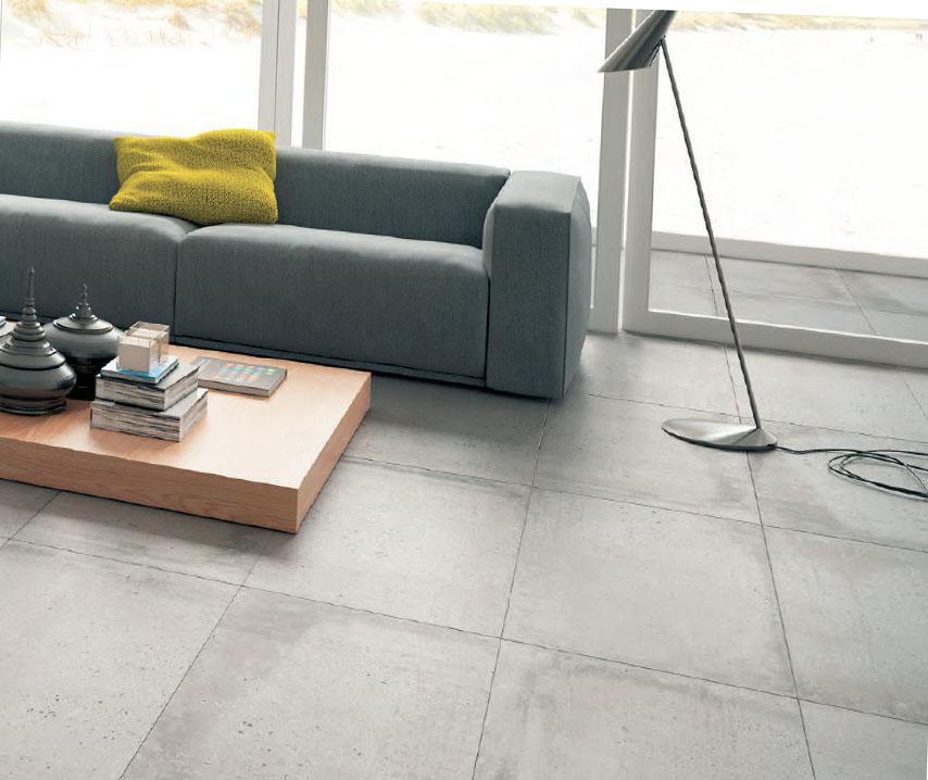 Плочки с имитация на бетон от гранитогрес - Aparici - Baffin-107