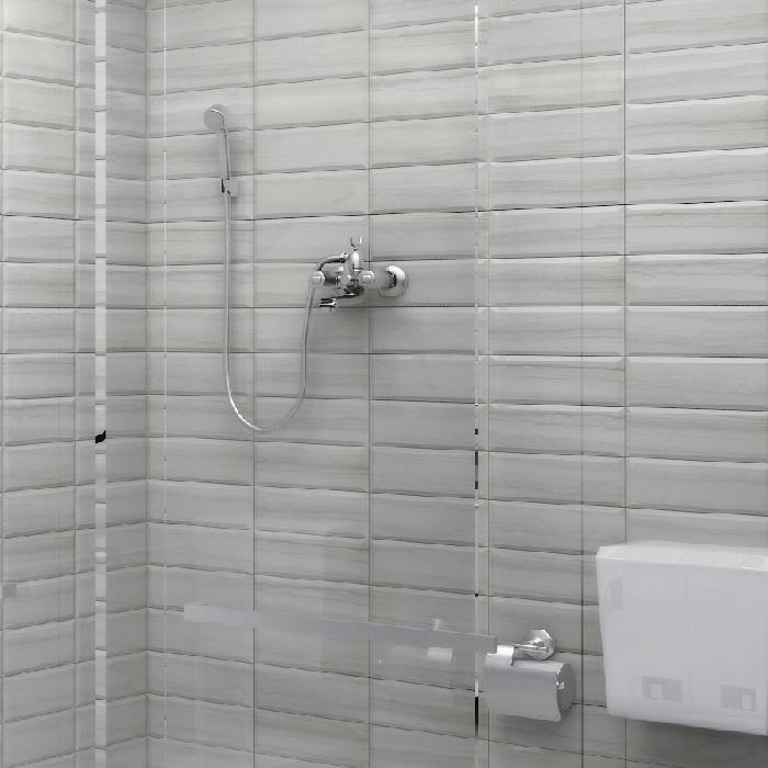 Изящни плочки за баня от Monopole Ceramica (Испания)