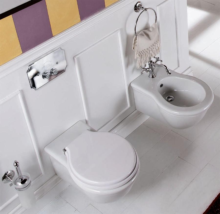 Харизматичен фаянс за италианска естетика в банята от Gaia Mobili (Италия)