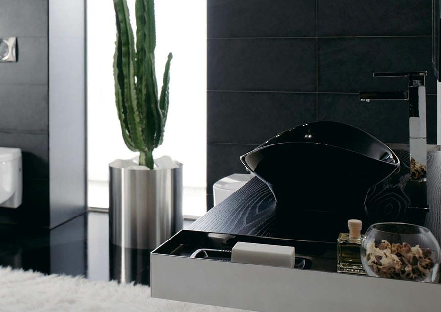 Очарователен фаянс за баня за стилни решения от Scarabeo (Италия)