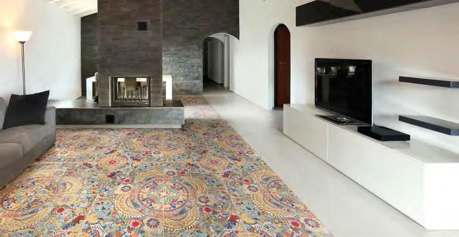 Първокласен гранитогрес за луксозни решенияот Ceramica Latina (Испания)