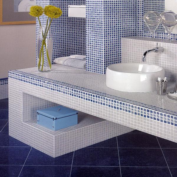 Екстравагантни плочки за баня от Aparici (Испания)