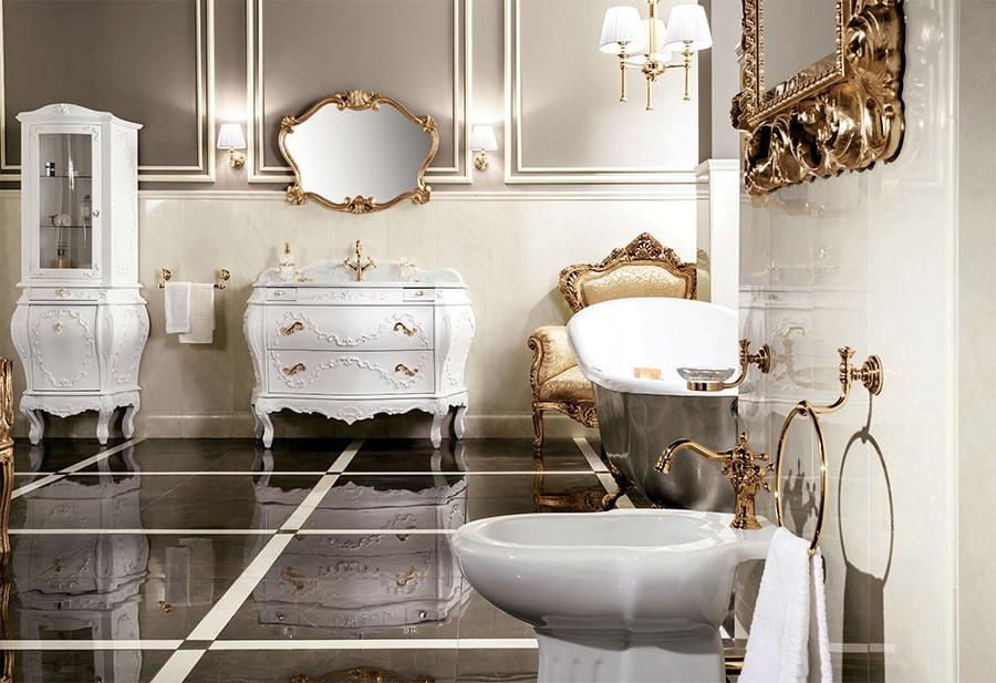 Studio è la nuova linea arredo bagno di gaia mobili progettata da