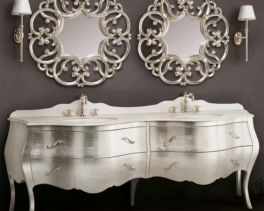 Функционални италиански мебели за баня от Gaia Mobili (Италия)