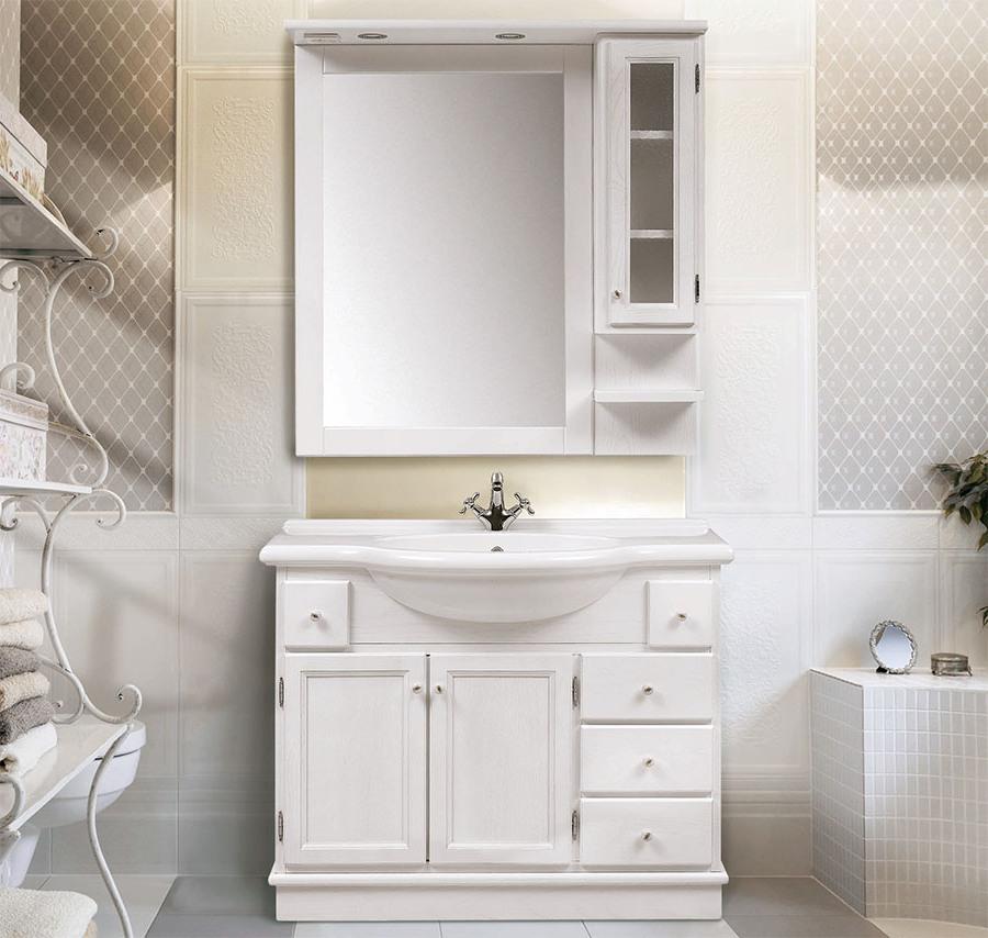 Надеждни италиански мебели за баня от Gaia Mobili (Италия)