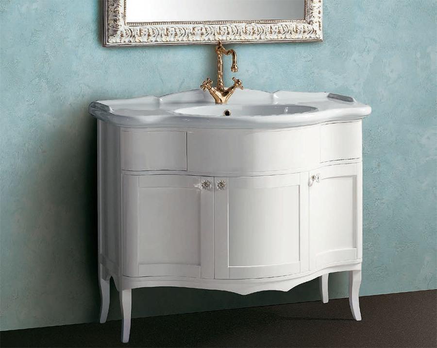 Елегантни италиански мебели за баня от Gaia Mobili (Италия)