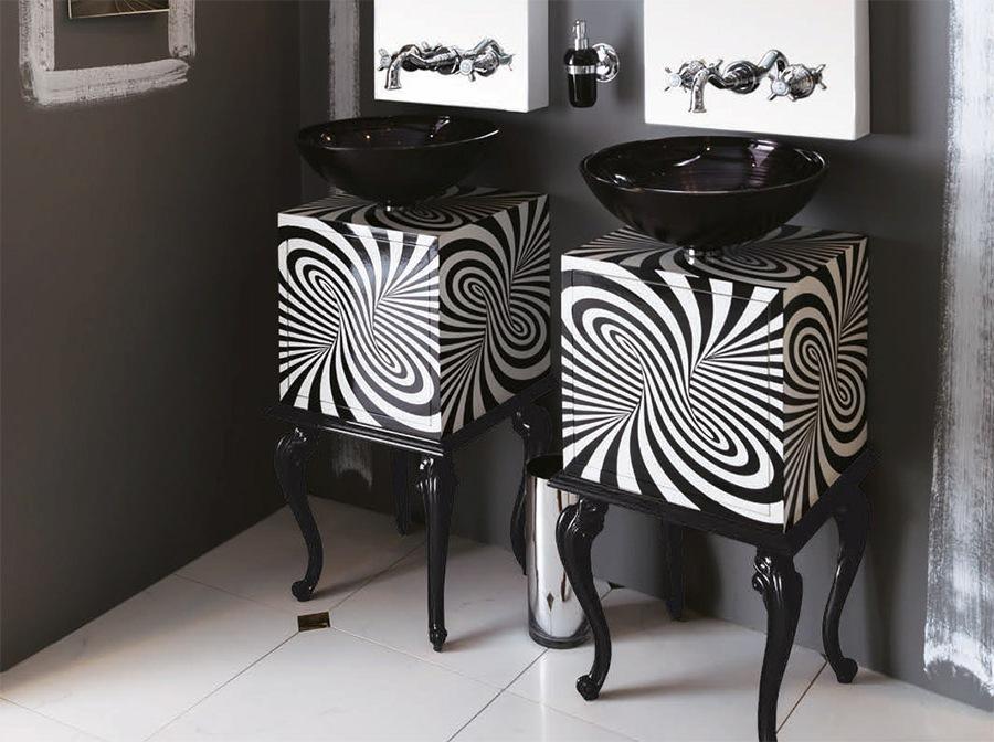 Класни мебели за хотелска баня