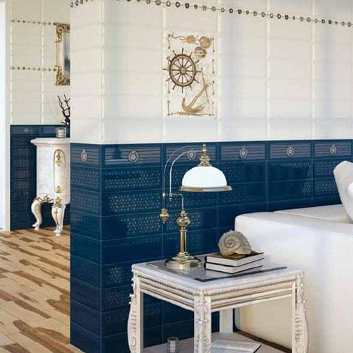 Оригинални плочки за баня от Maritima Ceramics (Испания)