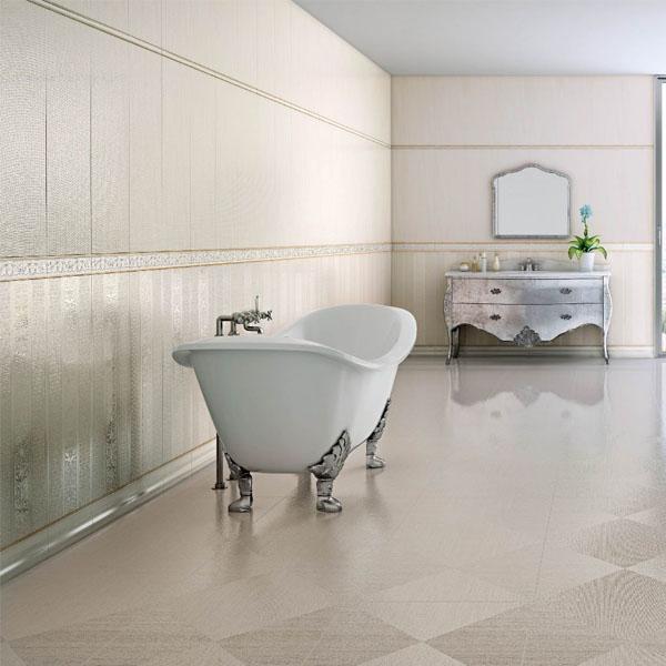 Мутифункционални плочки за баня от NEWKER Ceramics (Испания)