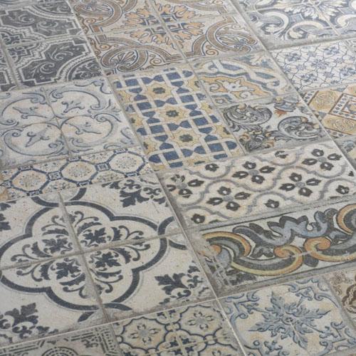 Вдъхновяващи плочки за баня от NEWKER Ceramics (Испания)