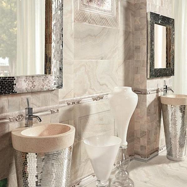 Спиращи дъха плочки за баня от Venus (Испания)
