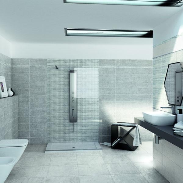 Ексклузивни стенни плочки за баня от Tuscania (Италия)