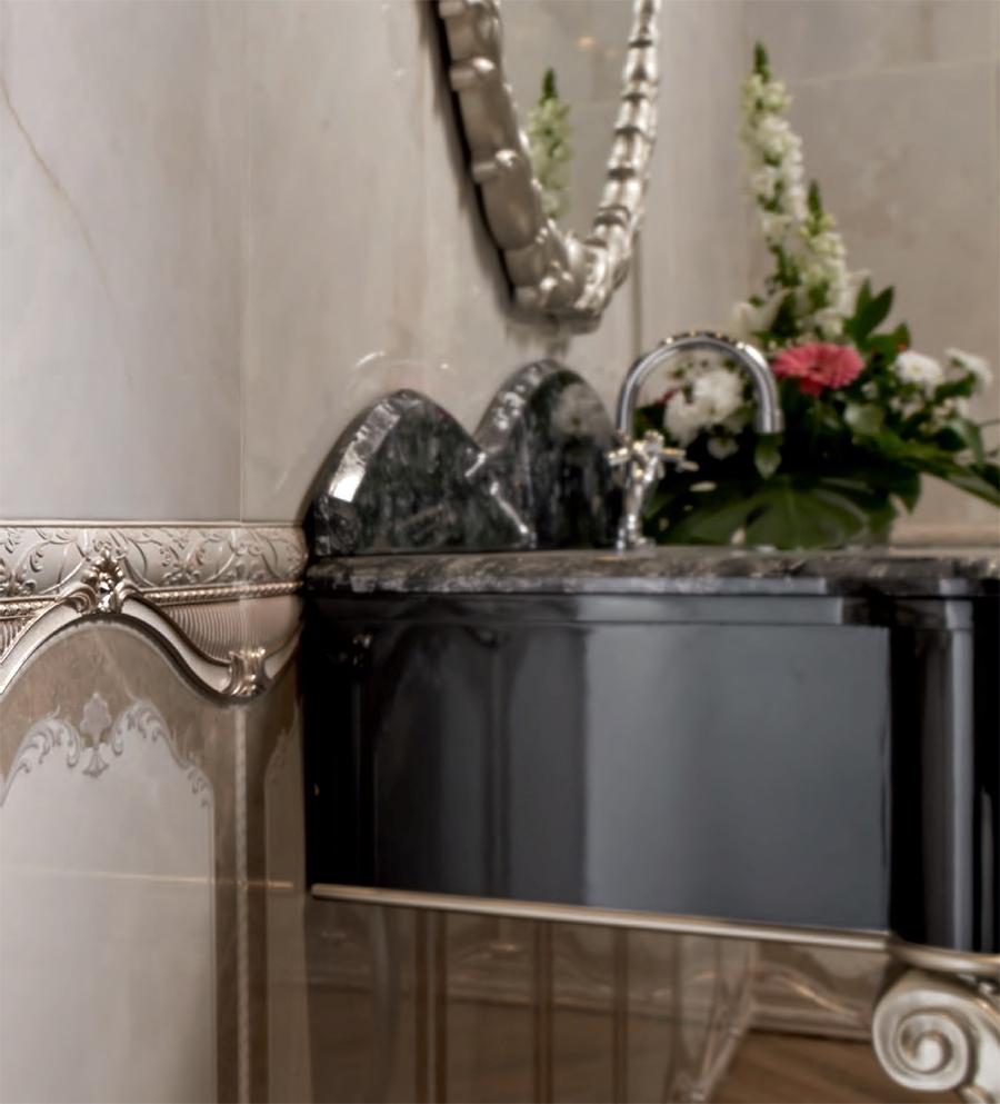 Луксозни испански плочки за баня от Venus