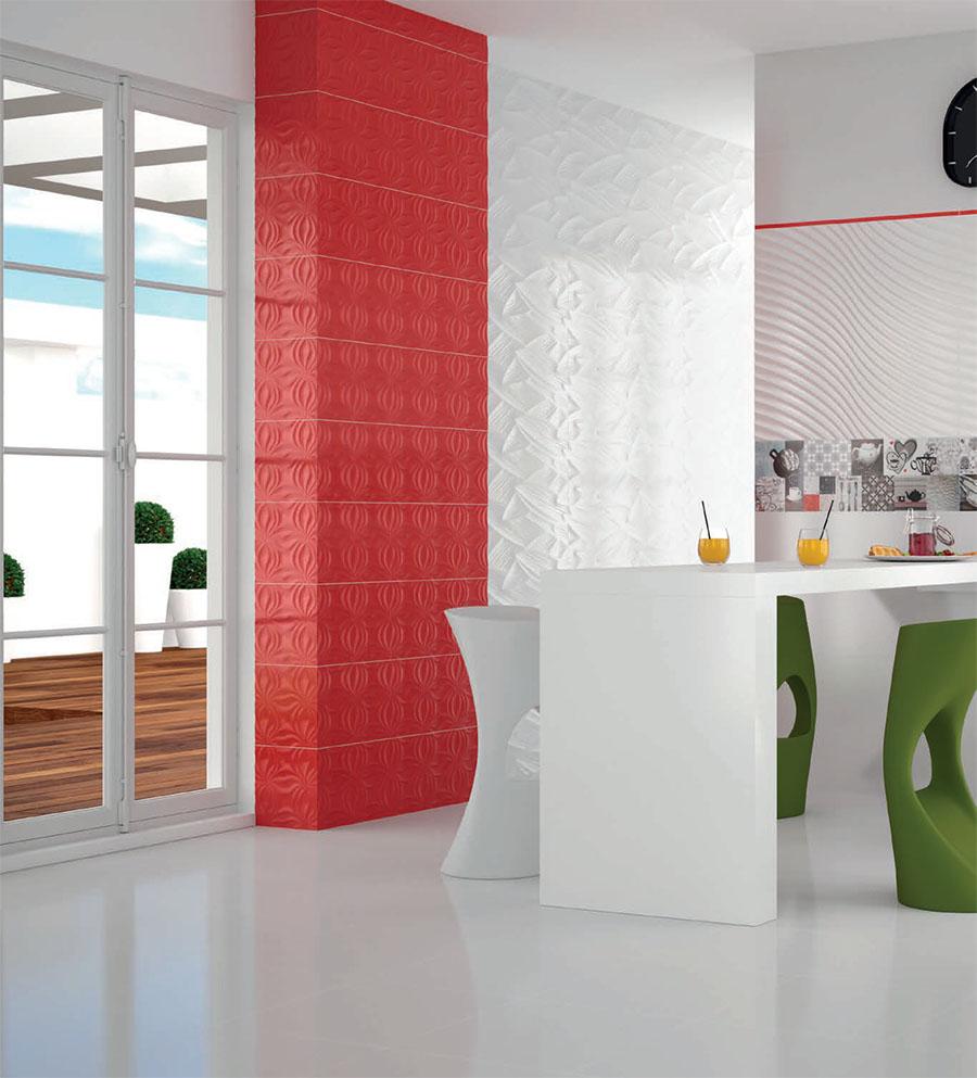 Стенни плочки за приказна баня от Venus (Испания)