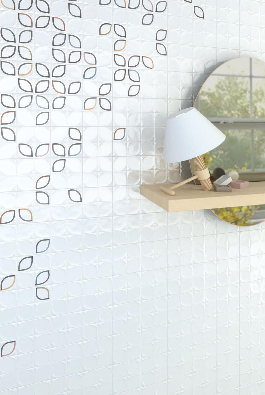 Коспомолитни стенни плочки от Vives (Испания)