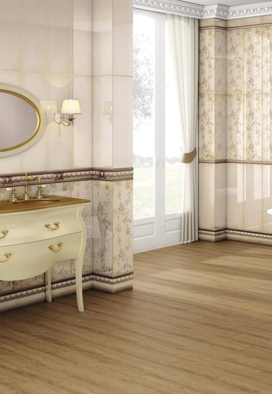 Класни плочки за дизайнерска баня
