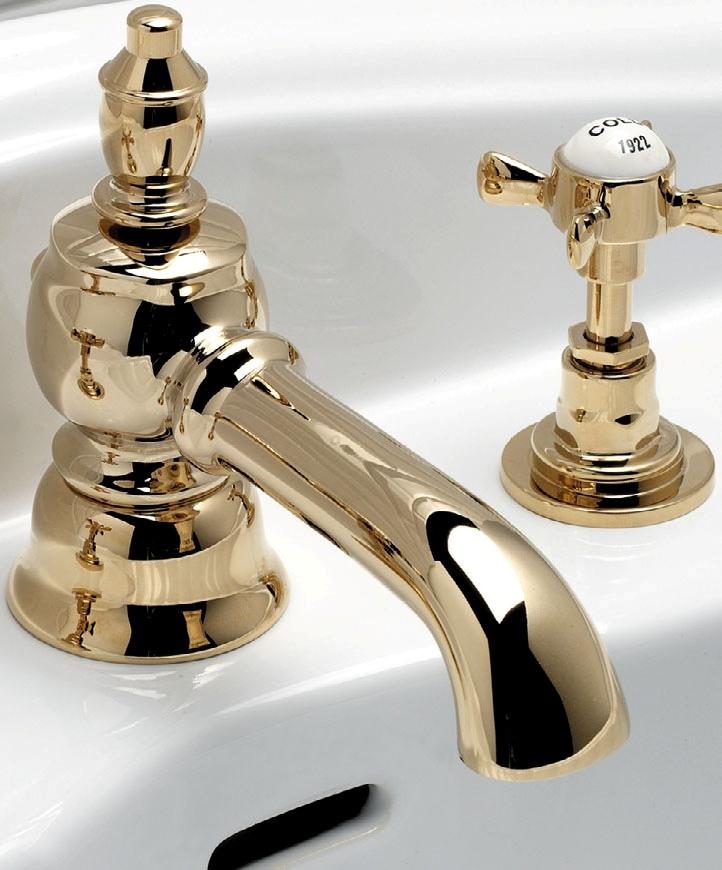 Модерни смесители за баня от Devon&Devon (Италия)