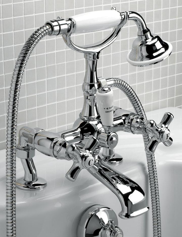 Грациозни смесители за баня от Devon&Devon (Италия)