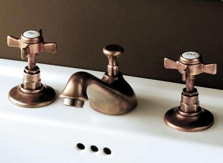 Изтънчени смесители за баня от Devon&Devon (Италия)