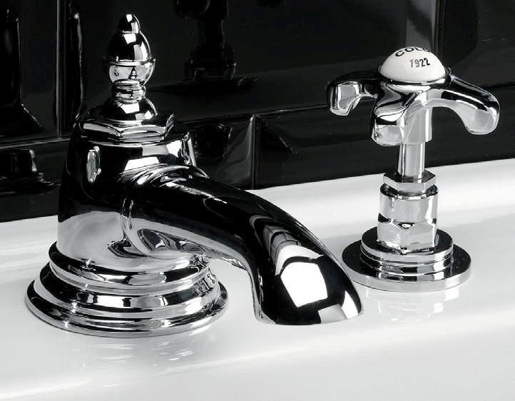 Ефектни смесители за баня  от Devon&Devon (Италия)