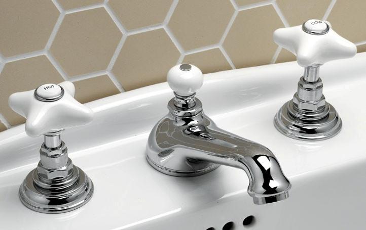 Оригинални смесители за баня от Devon&Devon (Италия)
