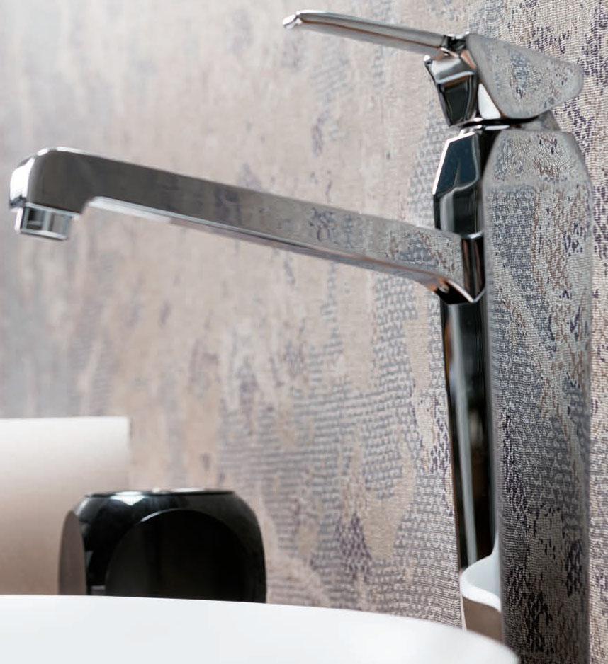Ефектни италиански смесители за баня от Gaia Mobili (Италия)